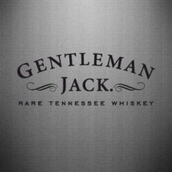 Наклейка Gentleman Jack