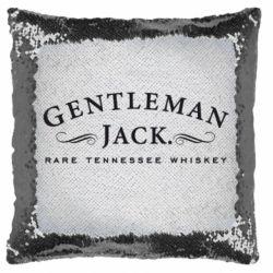 Детская футболка Gentleman Jack