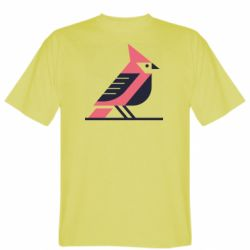 Чоловіча футболка Geometric Bird