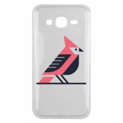 Чохол для Samsung J5 2015 Geometric Bird