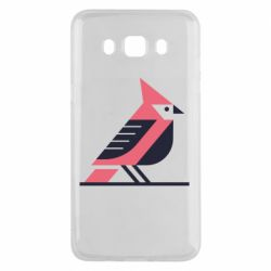 Чохол для Samsung J5 2016 Geometric Bird