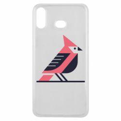 Чохол для Samsung A6s Geometric Bird