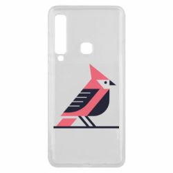Чохол для Samsung A9 2018 Geometric Bird