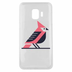 Чохол для Samsung J2 Core Geometric Bird