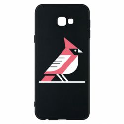 Чохол для Samsung J4 Plus 2018 Geometric Bird