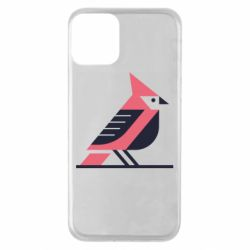 Чохол для iPhone 11 Geometric Bird