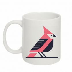 Кружка 320ml Geometric Bird
