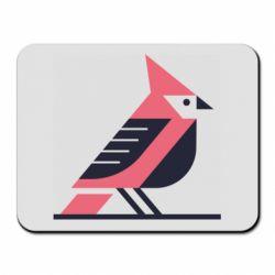 Килимок для миші Geometric Bird
