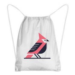 Рюкзак-мішок Geometric Bird