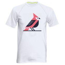 Чоловіча спортивна футболка Geometric Bird