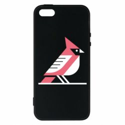 Чохол для iphone 5/5S/SE Geometric Bird