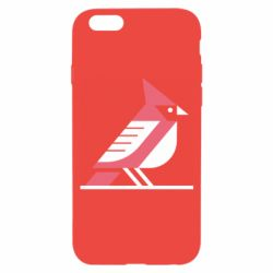 Чохол для iPhone 6/6S Geometric Bird