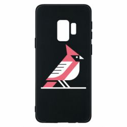 Чохол для Samsung S9 Geometric Bird