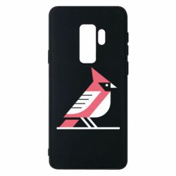 Чохол для Samsung S9+ Geometric Bird