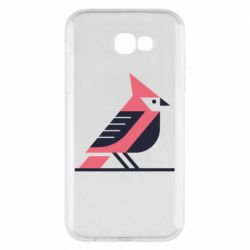Чохол для Samsung A7 2017 Geometric Bird