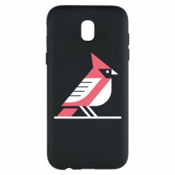 Чохол для Samsung J5 2017 Geometric Bird