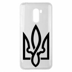 Чехол для Xiaomi Pocophone F1 Герб 2 - FatLine