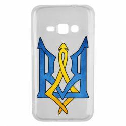 "Чехол для Samsung J1 2016 Герб ""Арт"""