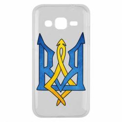 "Чехол для Samsung J2 2015 Герб ""Арт"""