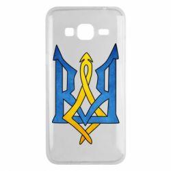 "Чехол для Samsung J3 2016 Герб ""Арт"""