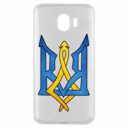 "Чехол для Samsung J4 Герб ""Арт"""