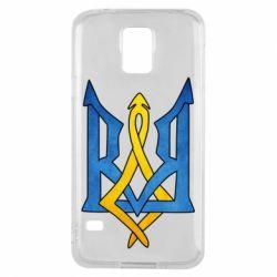 "Чехол для Samsung S5 Герб ""Арт"""