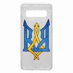"Чехол для Samsung S10 Герб ""Арт"""