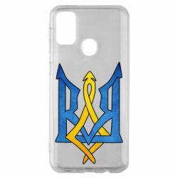 "Чехол для Samsung M30s Герб ""Арт"""