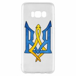 "Чехол для Samsung S8 Герб ""Арт"""
