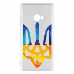 Чехол для Xiaomi Mi Note 2 Герб из ломанных линий - FatLine
