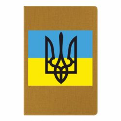 Блокнот А5 Герб на прапорі - FatLine