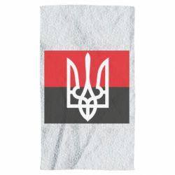 Полотенце Герб на прапорі
