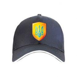 кепка Герб на щиті - FatLine
