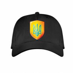 Детская кепка Герб на щиті - FatLine