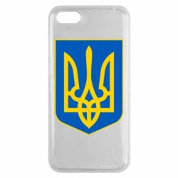 Чехол для Huawei Y5 2018 Герб неньки-України - FatLine