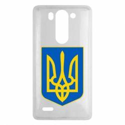 Чехол для LG G3 mini/G3s Герб неньки-України - FatLine