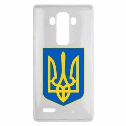 Чехол для LG G4 Герб неньки-України - FatLine