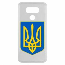 Чехол для LG G6 Герб неньки-України - FatLine
