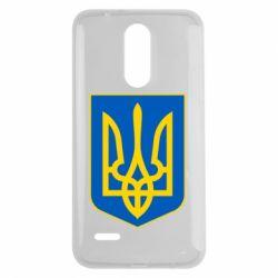 Чехол для LG K7 2017 Герб неньки-України - FatLine
