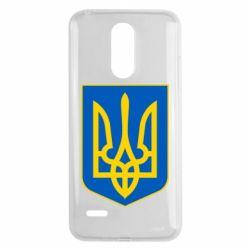 Чехол для LG K8 2017 Герб неньки-України - FatLine