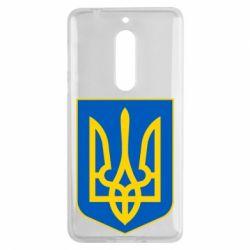 Чехол для Nokia 5 Герб неньки-України - FatLine