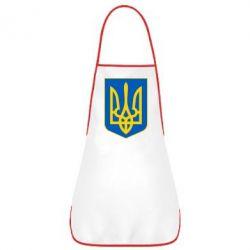 Фартук Герб неньки-України - FatLine