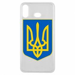 Чехол для Samsung A6s Герб неньки-України