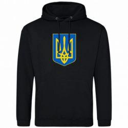 Толстовка Герб неньки-України - FatLine