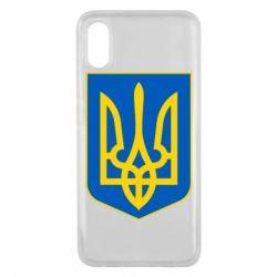 Чехол для Xiaomi Mi8 Pro Герб неньки-України - FatLine