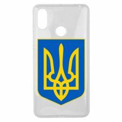 Чехол для Xiaomi Mi Max 3 Герб неньки-України - FatLine