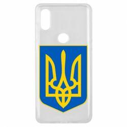 Чехол для Xiaomi Mi Mix 3 Герб неньки-України - FatLine
