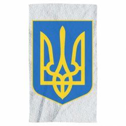 Полотенце Герб неньки-України - FatLine