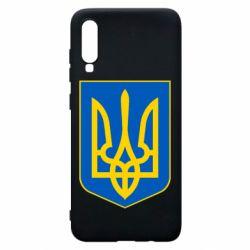 Чехол для Samsung A70 Герб неньки-України