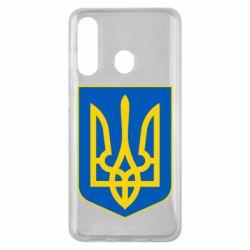Чехол для Samsung M40 Герб неньки-України